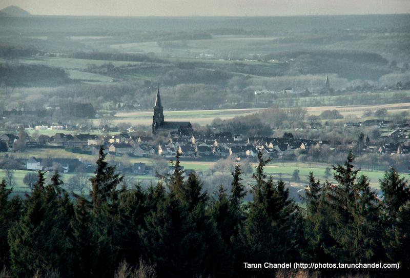 Aachen Vaalserberg View Drielandenpunt Germany Netherlands Belgium, Tarun Chandel Photoblog