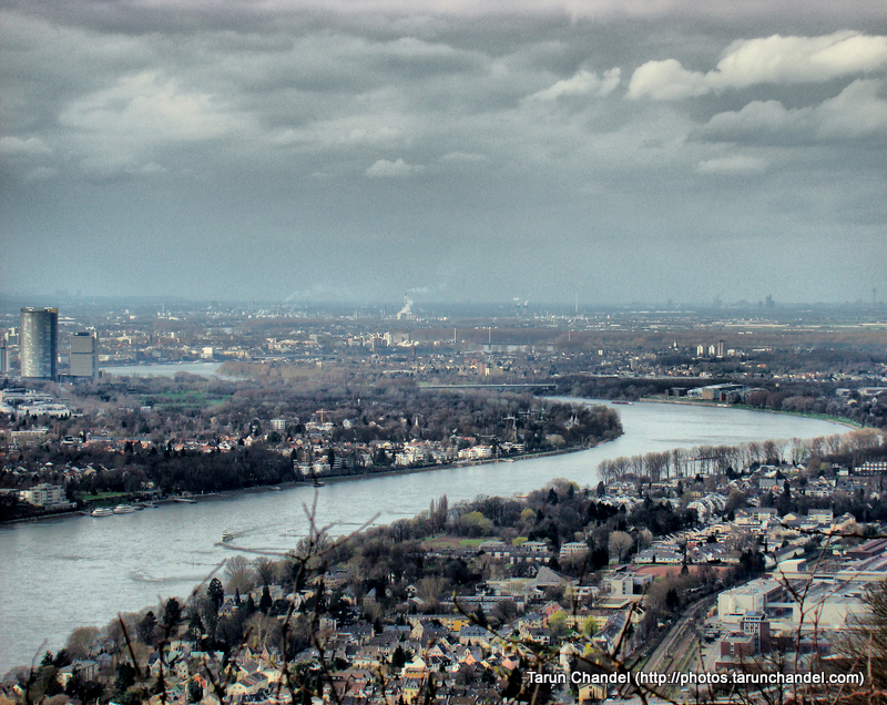 City around Rhine Rhein Germany Konigswinter, Tarun Chandel Photoblog