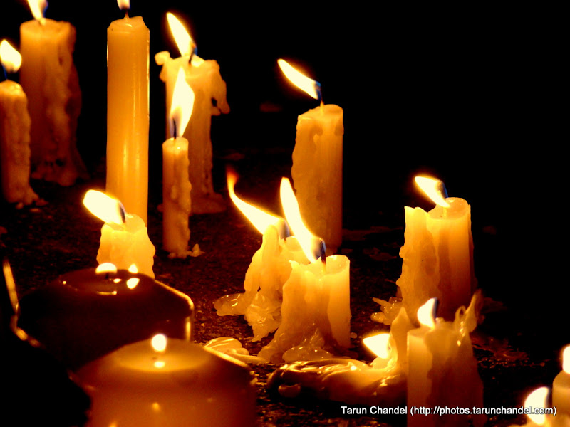 Mumbai Terrorist Attacks, Candle Light Vigil in London, Tarun Chandel Photoblog
