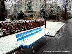 Switzerland Trip Lucerne: Snow Covered Bench, Tarun Chandel Photoblog