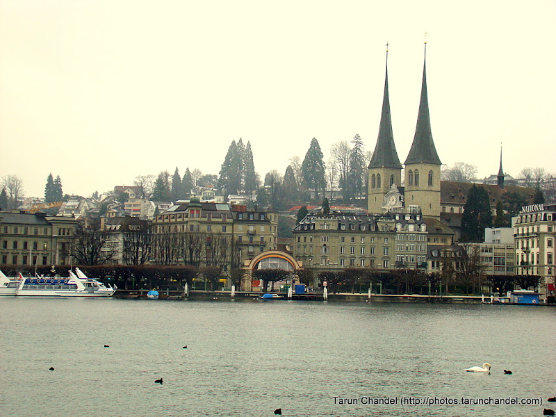 Switzerland Trip: Lucerne Lake, Tarun Chandel Photoblog