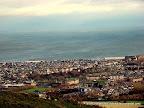 Edinburgh from the Arthur