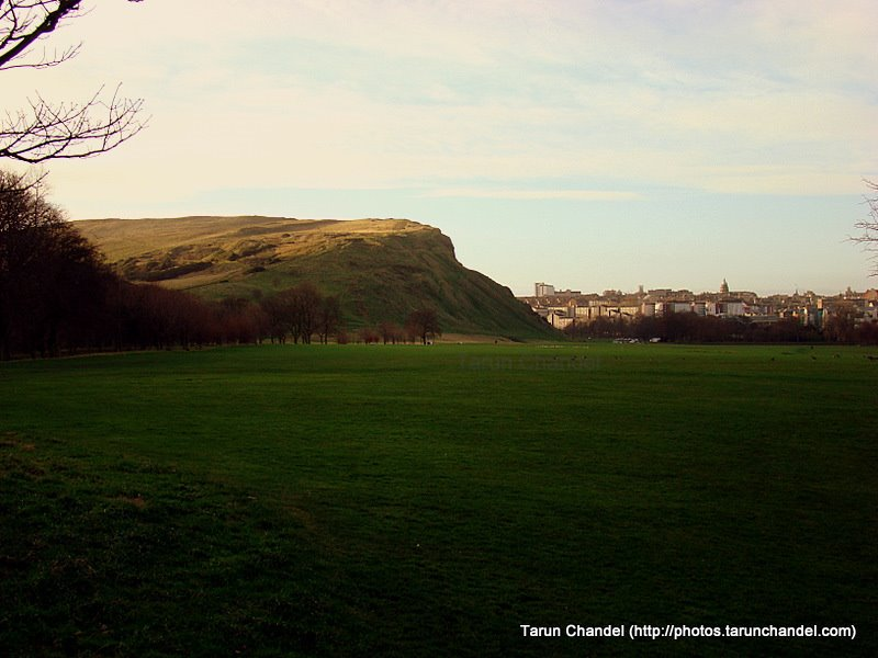 Holyrood park, Tarun Chandel Photoblog