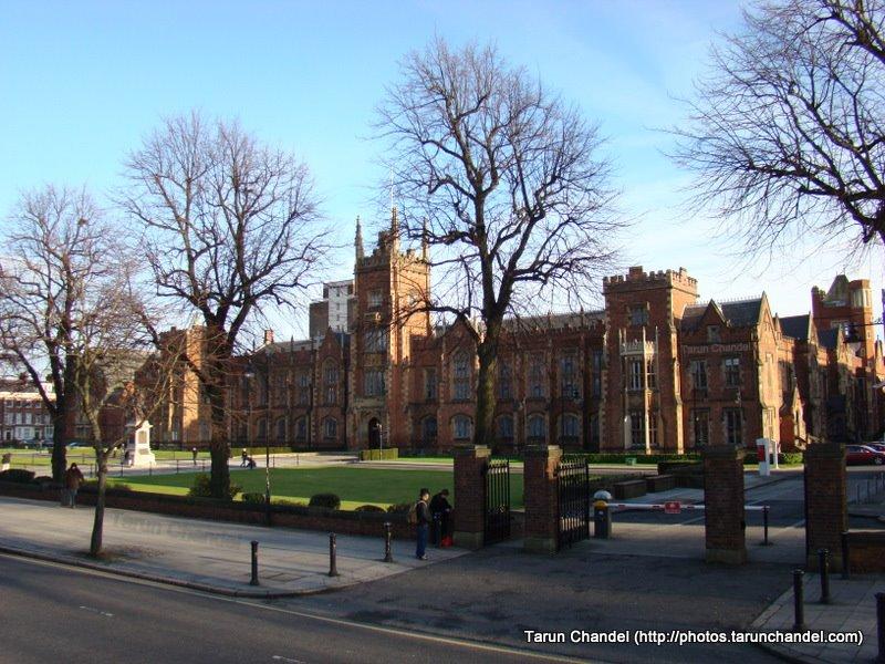 University of Belfast, Tarun Chandel Photoblog