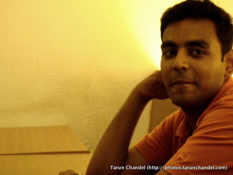 Aperitweat was serious as well, Tarun Chandel Photoblog