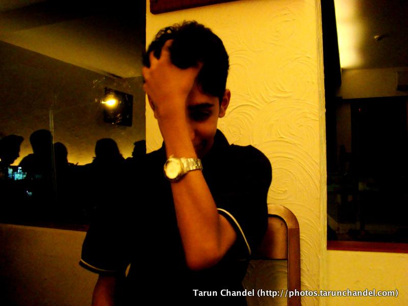 Farhhad, What have I done, Tarun Chandel Photoblog