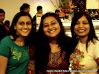 Chicalit, Paro (suddentwilight) and Netra at Aperitweat, Tarun Chandel Photoblog