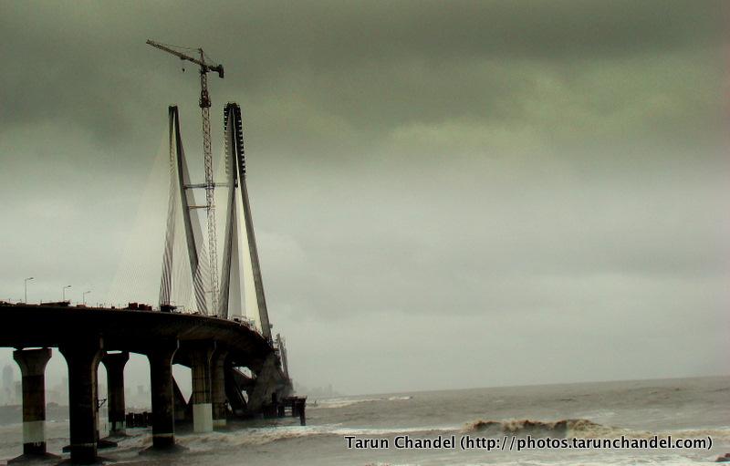 Bandra Worli Sea Link, Tarun Chandel Photoblog