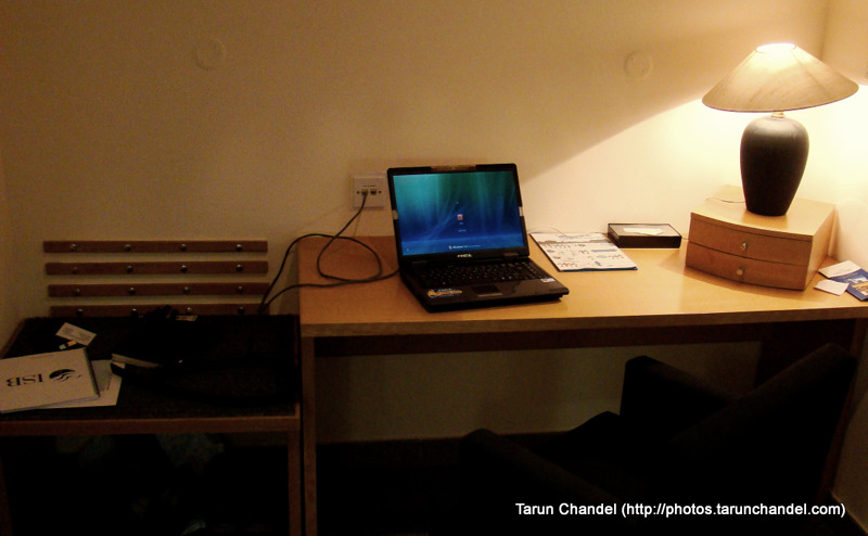 Student Hostel Room ISB Indian School of Business Hyderabad, Tarun Chandel Photoblog