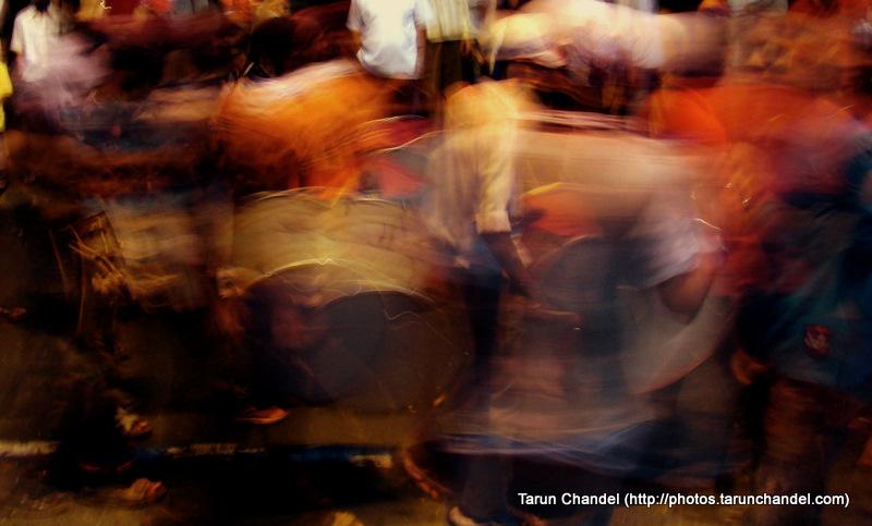 Ganesh Visarjan Mumbai, Tarun Chandel Photoblog