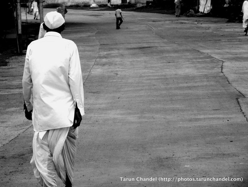 Nasik Old Man, Tarun Chandel Photoblog
