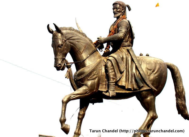 Shivaji Statue Vashi Navi Mumbai , Tarun Chandel Photoblog