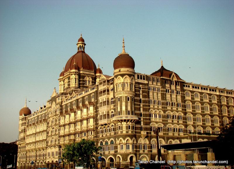 Taj Hotel Mumbai, Tarun Chandel Photoblog