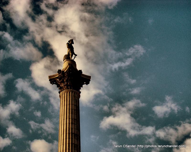 Trafalgar Square London UK, Tarun Chandel Photoblog