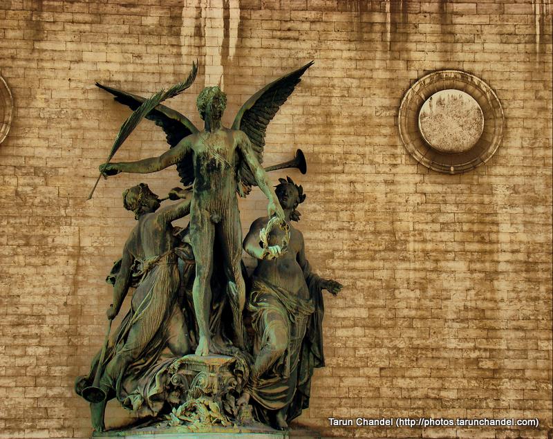 Statue Brussels, Tarun Chandel Photoblog