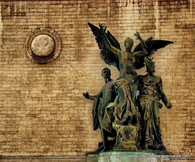 Statues Brussels, Tarun Chandel Photoblog