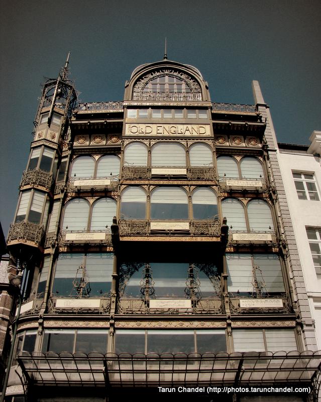 Old England Musical Museum Belgium Brussels, Tarun Chandel Photoblog