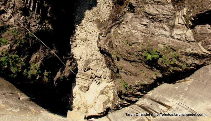 Golden Eye Tallest Bungee Jumping Verzasca Dam Locarno Switzerland, Tarun Chandel Photoblog
