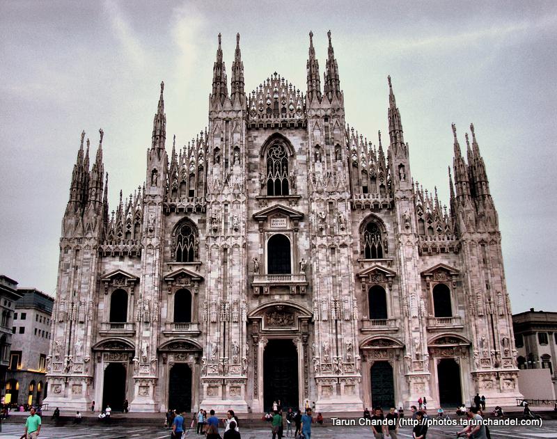 Milan Duomo Milan Cathedral Milan Italy, Tarun Chandel Photoblog