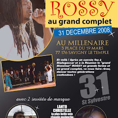 Rossy et Firmin au Millenaire::081231 Rossy Savigny