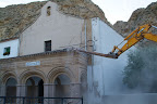 Derribo Basílica