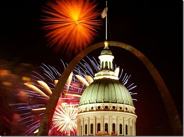 St. Louis 4th of July