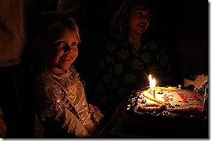 Sophie 5 happy birthday song