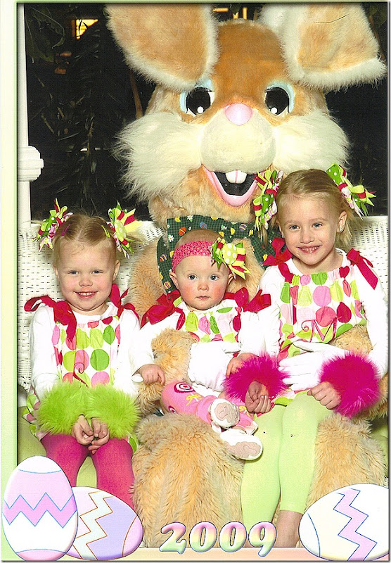 Easter Bunny 2009