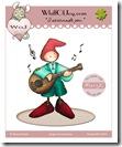 N263_Singing Gnome