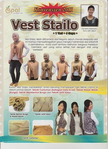 Vest Stailo