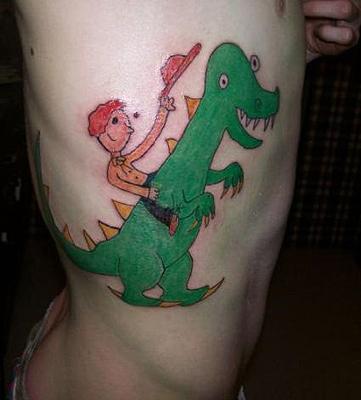 Tatuajes Muy Malos