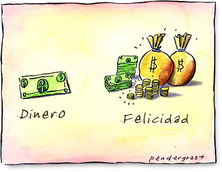 [Imagen dinero/felicidad]