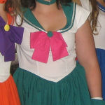 Sailor Jupiter Costume