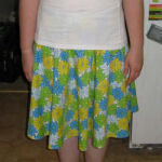 Flowery Skirt for Jacinta