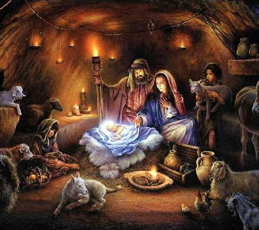 may your have a blessed christmas
