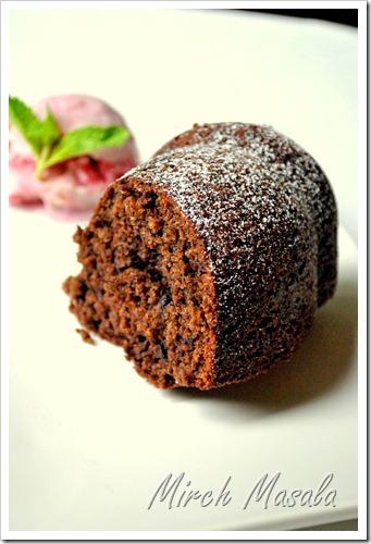 Mirch Masala: Everyday Chocolate Cake
