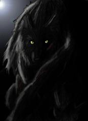 Werewolf_by_Ginasa