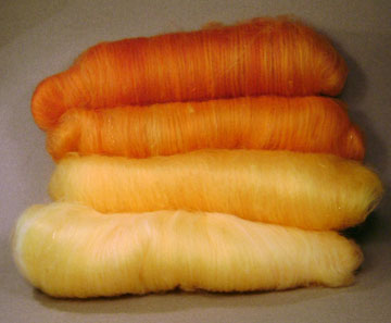 yellow and orange batts