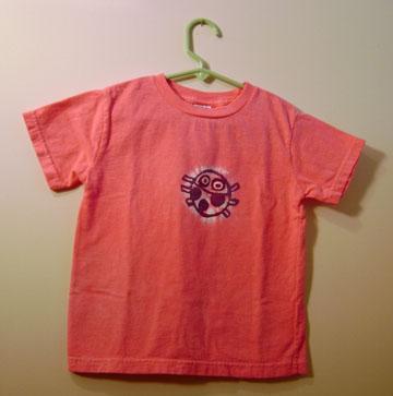 pink ladybug shirt