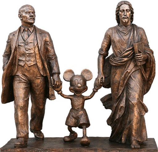 Mickey et Alains