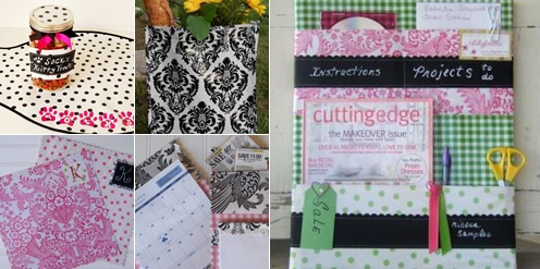 View Lilybella Oilcloth Products