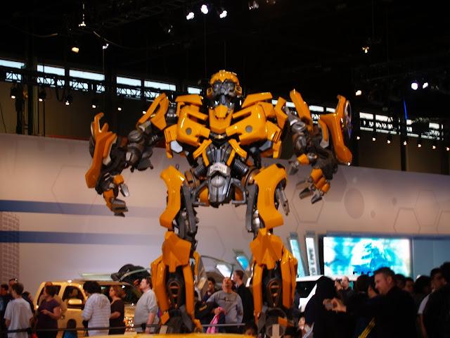 2009 芝加哥车展 - bldr - Georges blog