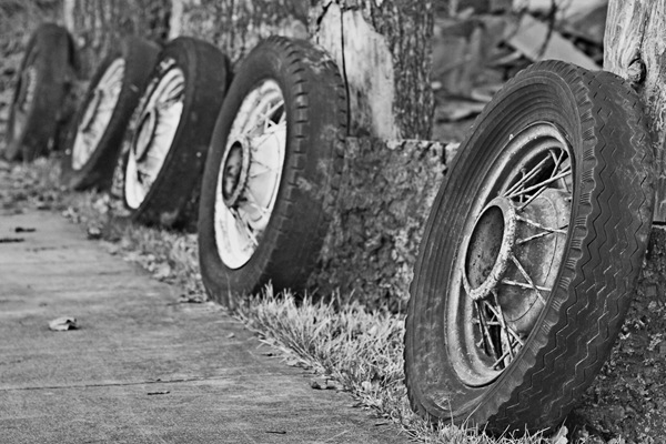 Monochrome-Monday-tires