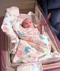 baby Kristi