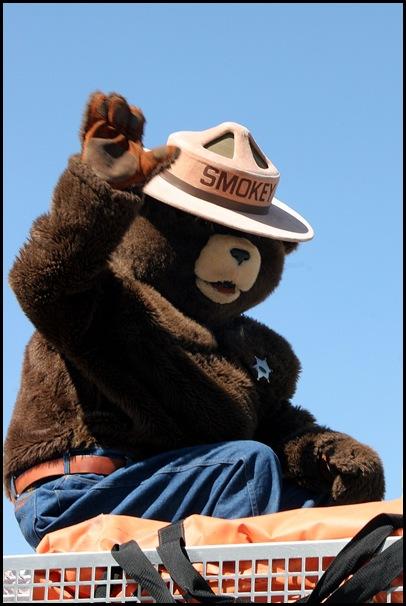 WHD Parade 2009 Smokey