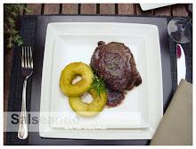 Tronco de lomo de cerdo al vino negro del Priorat (D.O.Q)