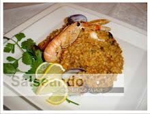 arroz marinero de Calasparra