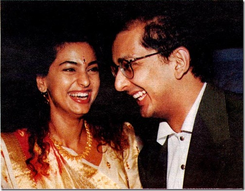 Juhi Chawla and Jai Mehta photos