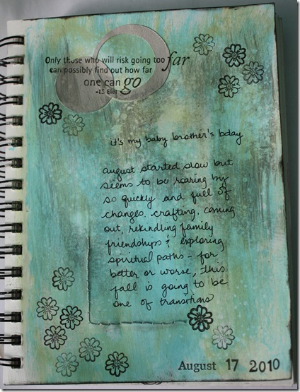 creative journals 001