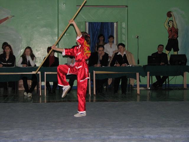 Выступление Котляр Натальи в разделе Гунь шу